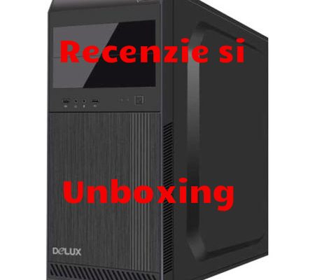 sistem desktop ieftin Serioux