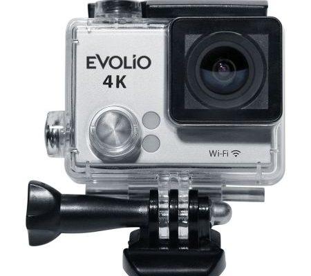 Evolio iSmart 4K cel mai bun action cam