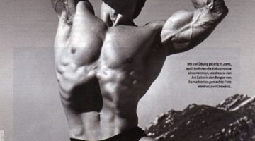 Frank Zane corpul perfect