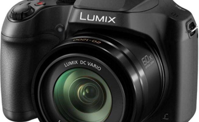 Panasonic Lumix DC FZ82 camera 4k ieftina