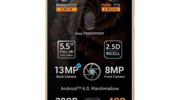 Allview X3 Soul Plus cel mai bun telefon sub 100 de lei