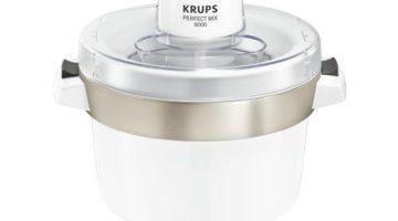 KRUPS PERFECT MIX 9000 recenzie si pareri aparat de inghetata