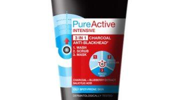 Garnier Pure Active Intensive Charcoal pentru ten gras cu imperfectiuni