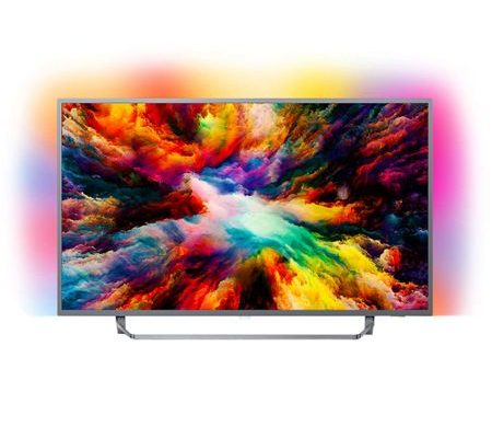 Televizor Smart Android Philips, 108 cm, 43PUS7303/12, 4K Ultra HD parere forum