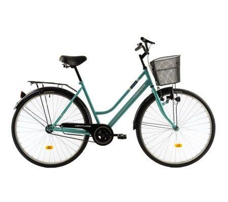 "Bicicleta Dama Kreativ 2812 L 505mm Turcoaz 28"" pareri forum recenzie"