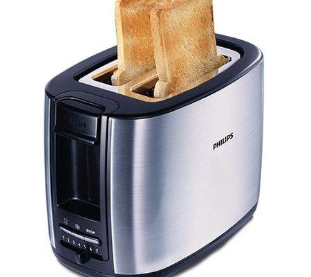 Prajitor de paine Philips HD2628 pentru mic dejun perfect
