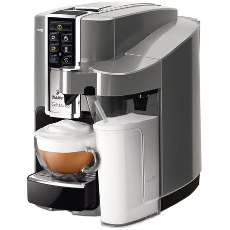 Espressor Tchibo Cafissimo Latte Argento, 1l, Capsule, Argintiu