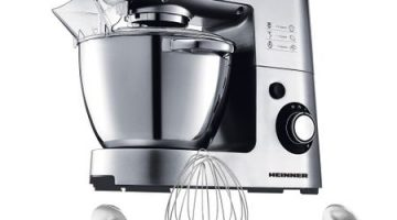 review Mixer cu bol Heinner Master Collection HPM-1500XMC,