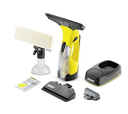 Aspirator de geamuri Karcher WV 5 Premium Cleaner Kit