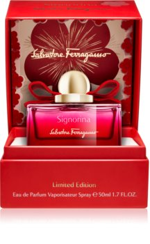 Salvatore Ferragamo Signorina New Year Edition recenzie in limba romana