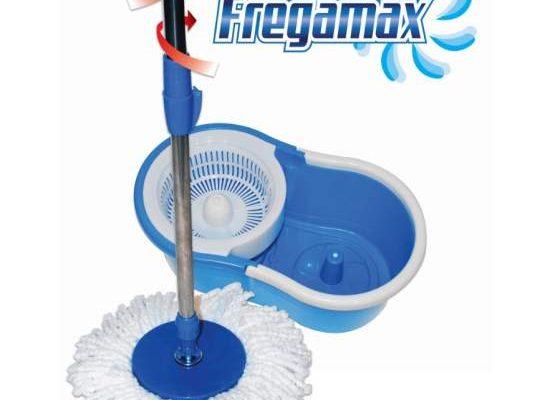 Fregamax - Mop cu sistem dublu de centrifugare