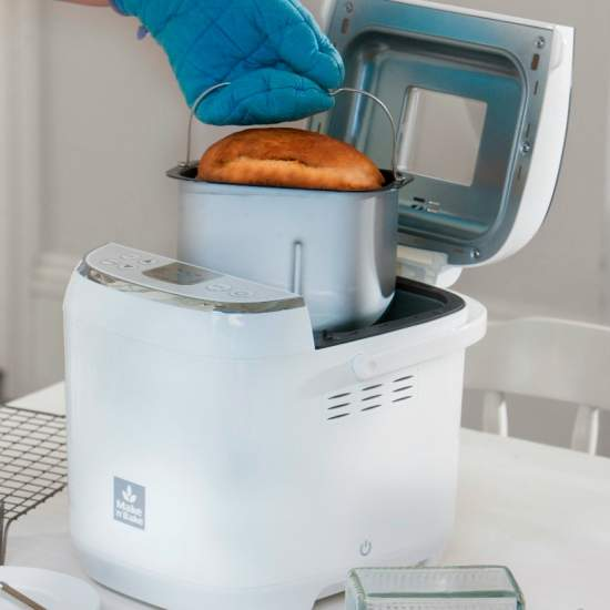 Make 'n' Bake - Mașină de copt pâine pareri pret si explicatii