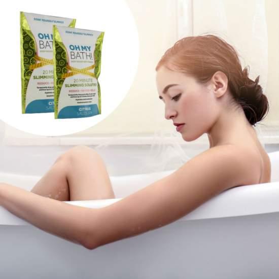 Sare de baie pentru slabit Slimming Bath Reglam