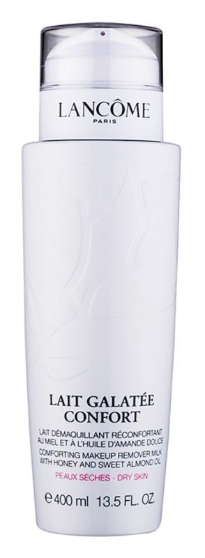 Lancôme Galatée Confort lapte demachiant de inalta calitate pret recenzie si descriere