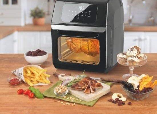 supreme hot air fryer de la aloshop recenzie pareri