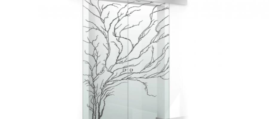Usa glisanta Model BOSS DUO TREE antracit